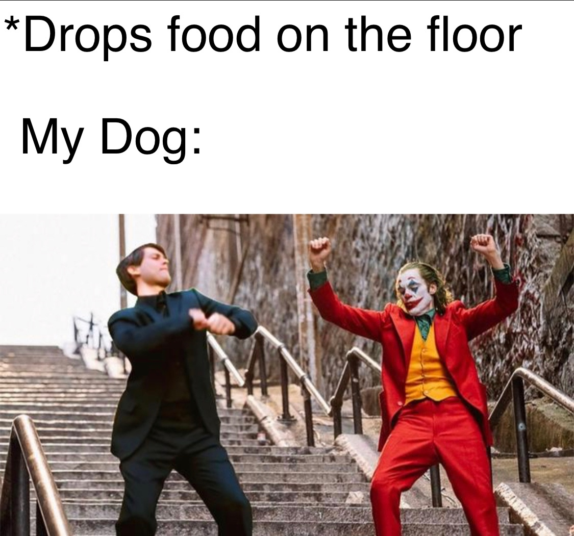 Dudley be like - meme