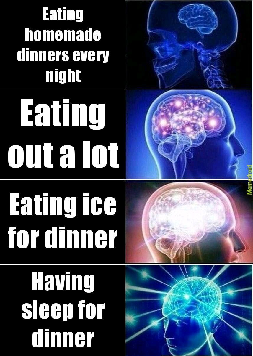 Dinner - meme