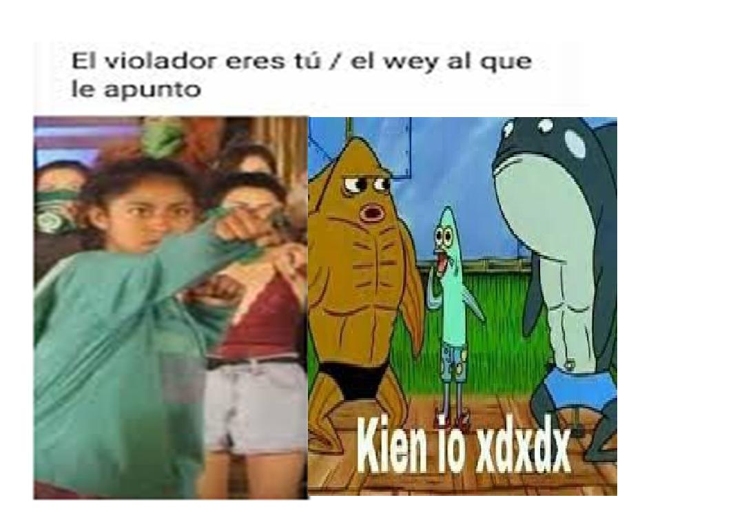El ViOlAdOr ErEs Tu - meme
