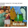 El ViOlAdOr ErEs Tu