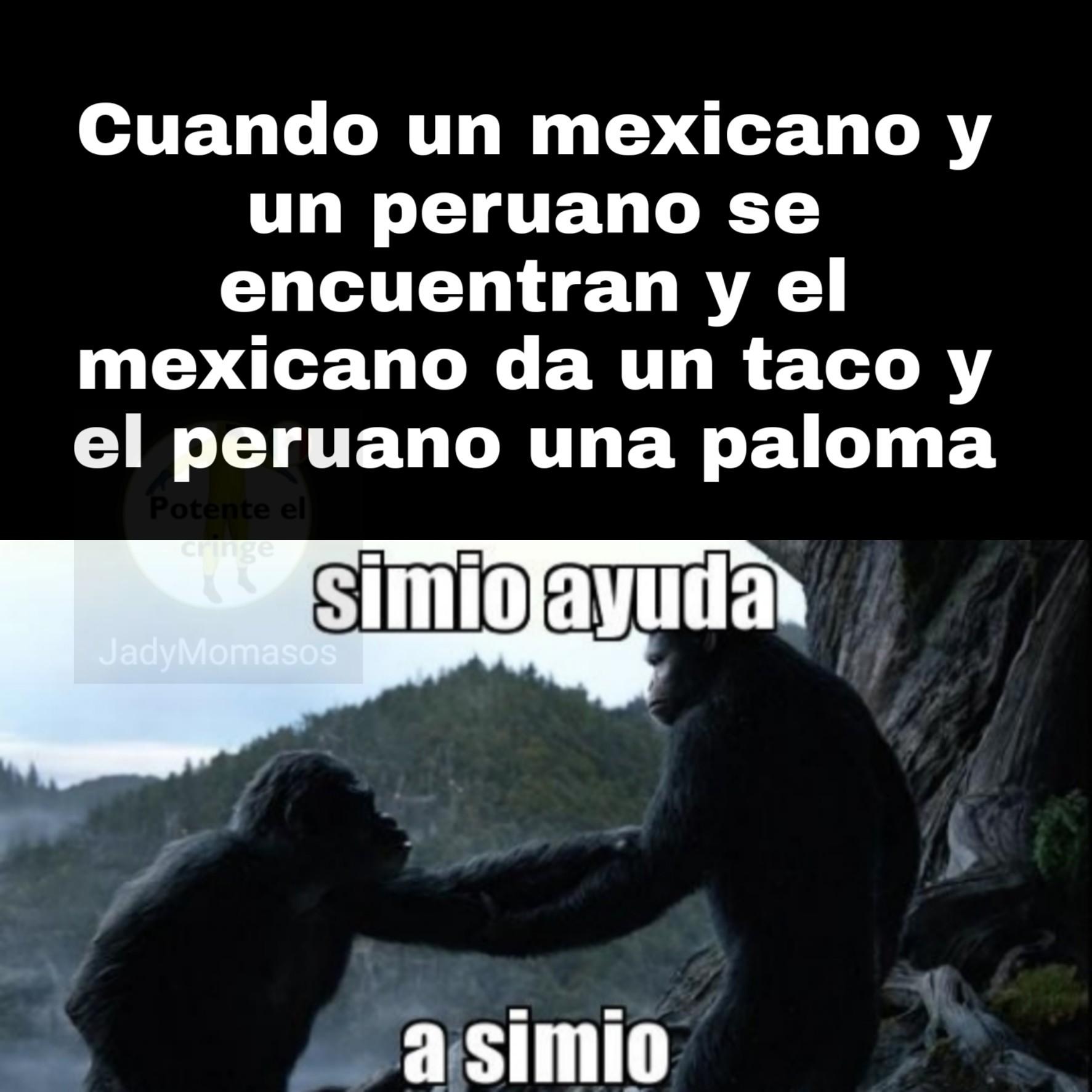 Soy de México pero no me ofende xD - meme