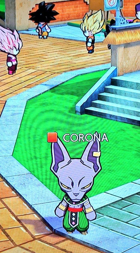 CoronaBeerus - meme
