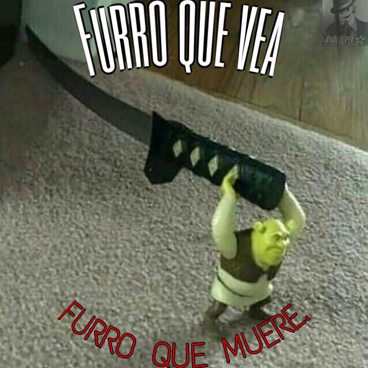 GRANDE SHREK! - meme