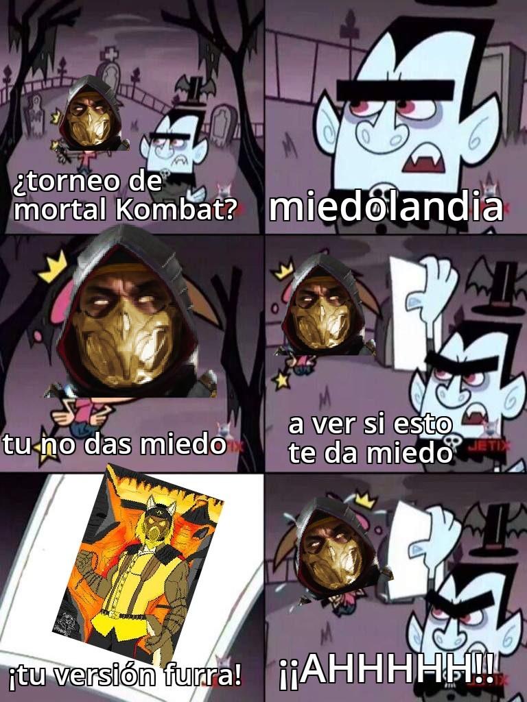 #No a los furros - meme