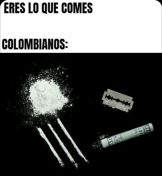 Droga - meme