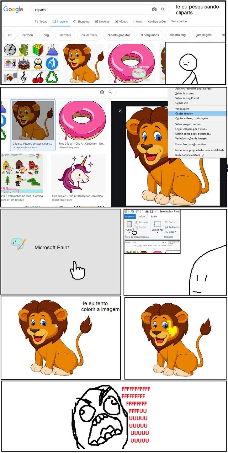 O problema das imagens JPG. Sim,tirinha longa do caraio,passa ae mod. Tirinha original - meme