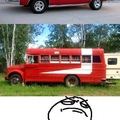 starsky and hutch school bus