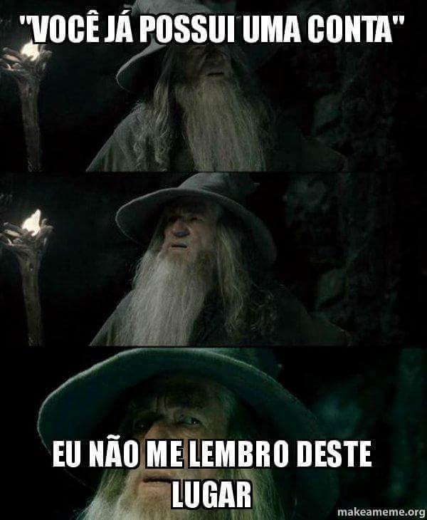 Gandalf 2 - meme