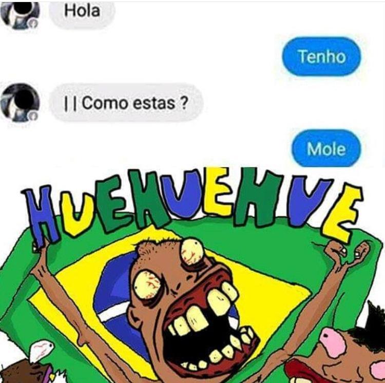 o melhor do brasi é o brasileiro - meme