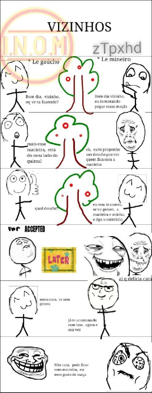 I.N.O.M original - meme