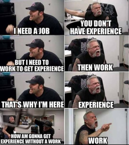 Sad reality - meme