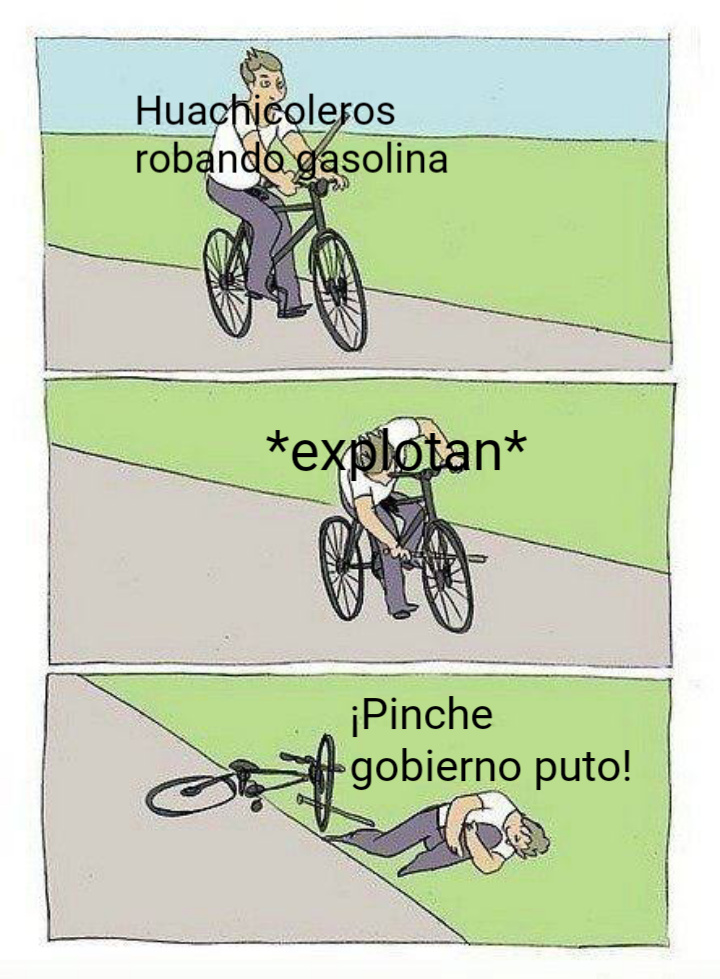 Pinchis mamen - meme