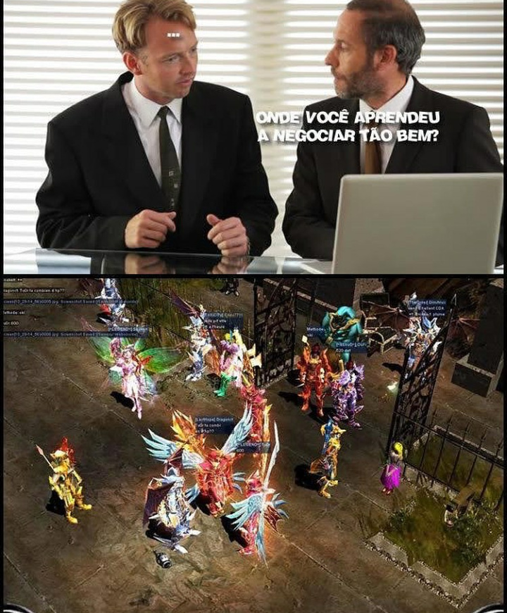 v> cristal de mana - meme