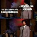 Me cagaron los memes en inglés