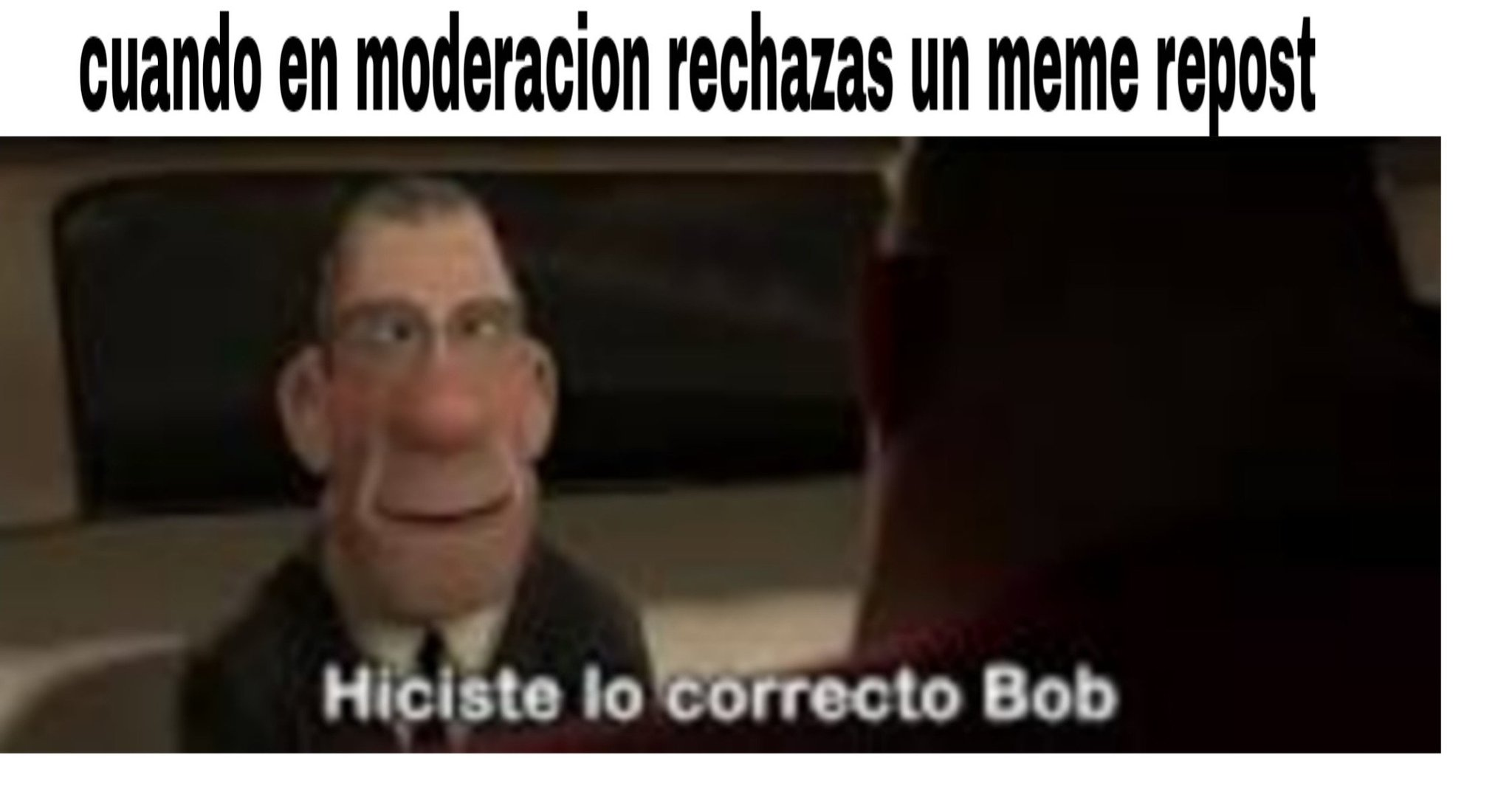 Es mr increibleeeee!!! - meme