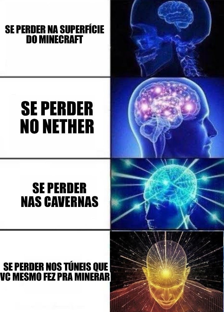 Mine é legal - meme