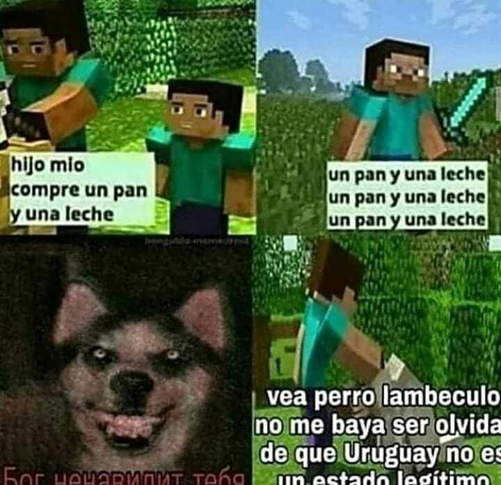 UwUguay - meme
