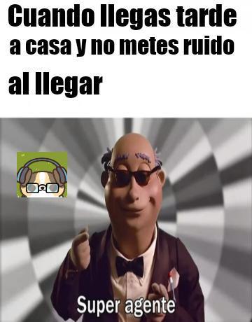 Recuerdos - meme