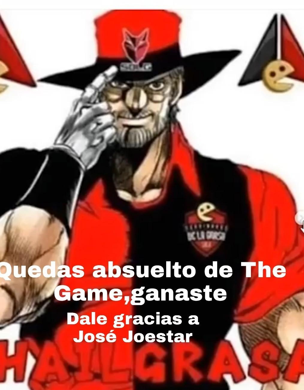 Gracias José - meme
