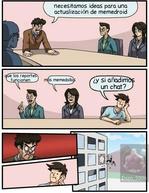 Todas esas ideas no están mal (not bad.png) - meme