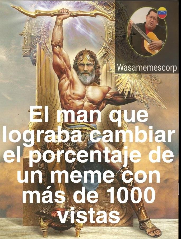 DIOS - meme