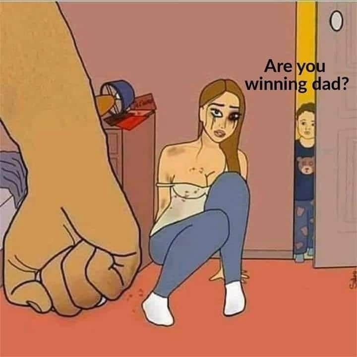 Você está ganhando papai??? - meme