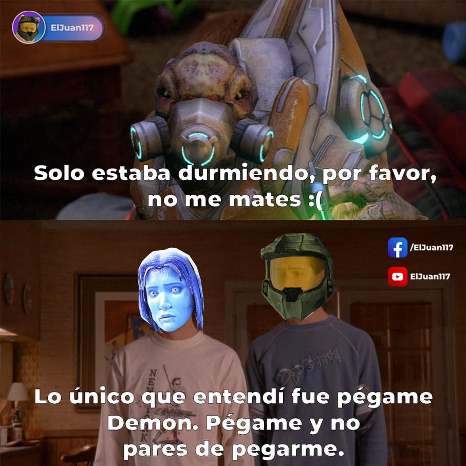 Pegame demon - meme