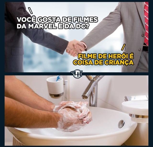 '-' Lixo - meme