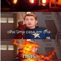 Em chamas!!!