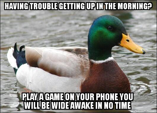 For all the sleepy heads like me - meme