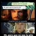 Legolas rules.