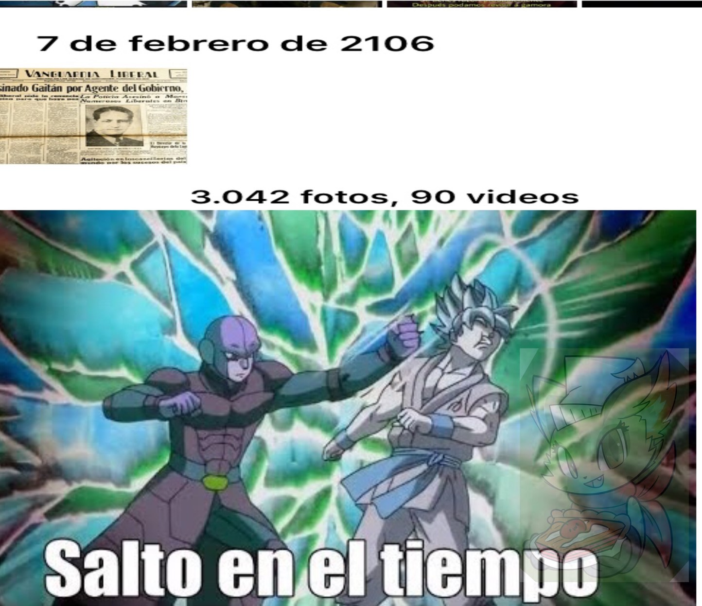 Jorge Eliezer Gaitan - meme