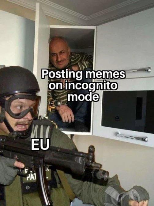 Plz no - meme