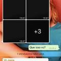 O que vó quer com WhatsApp? Me diz!