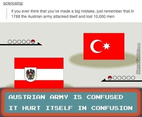 Austria - meme