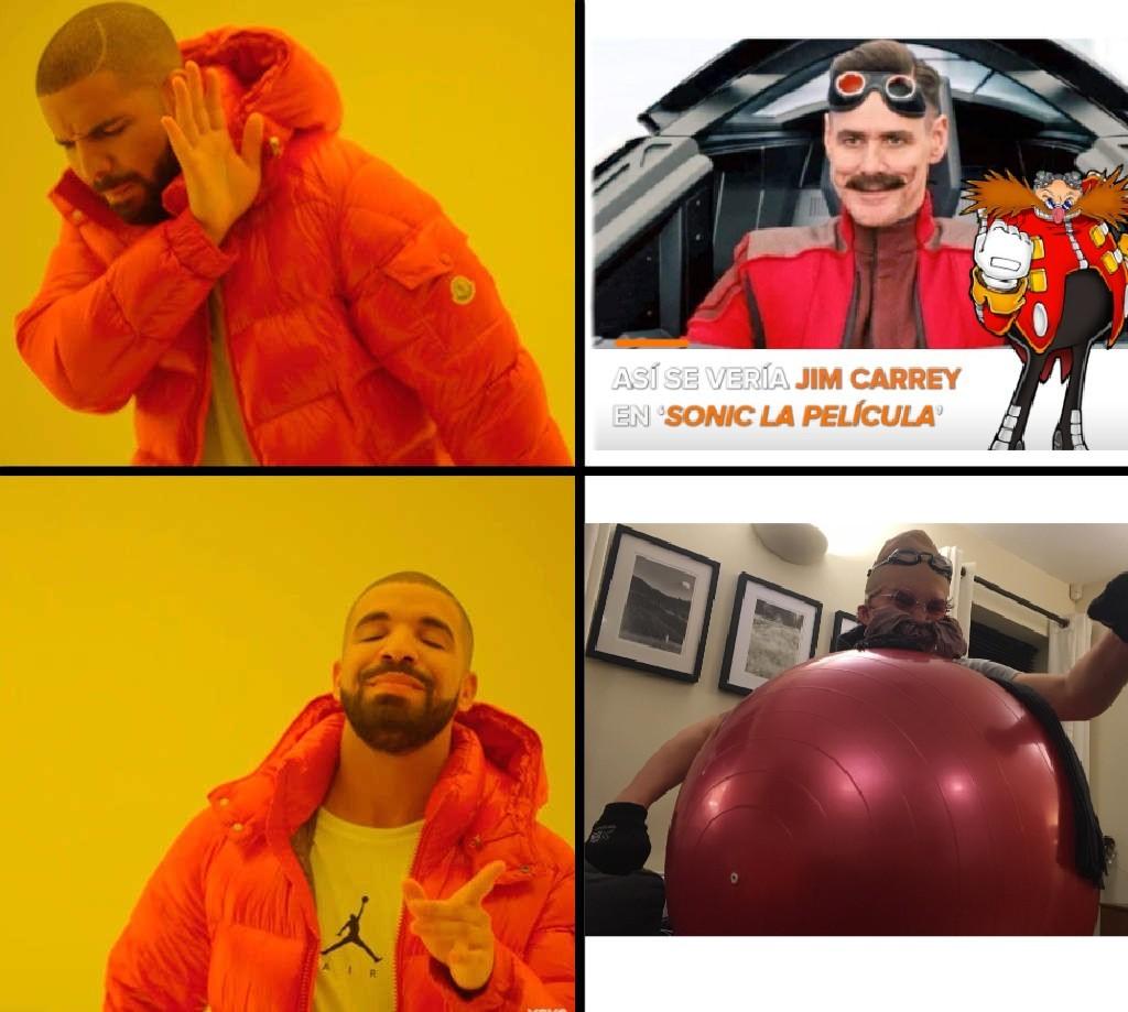 Eggman - meme