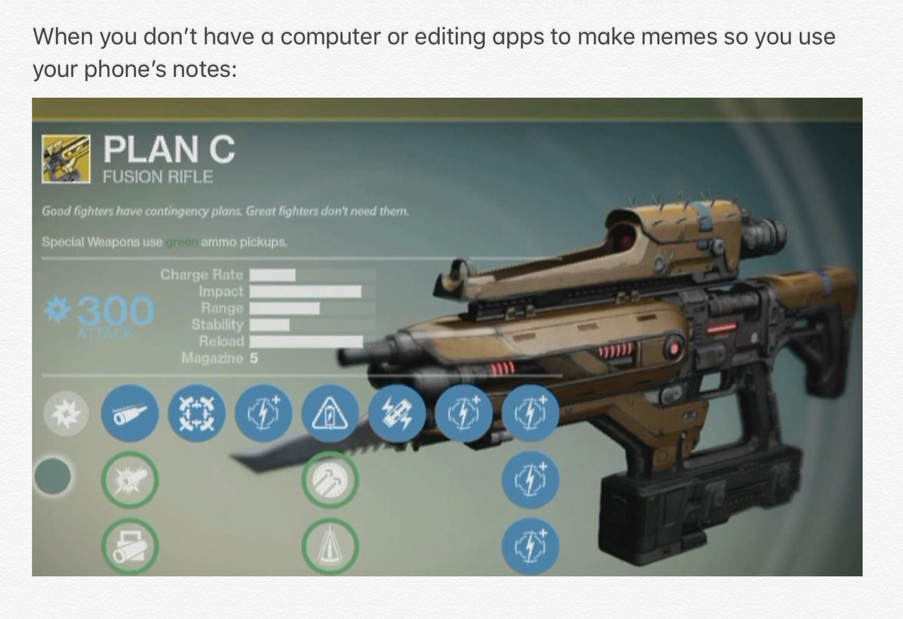 The Best Destiny Memes :) Memedroid