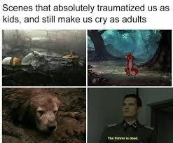 I cry every time - meme