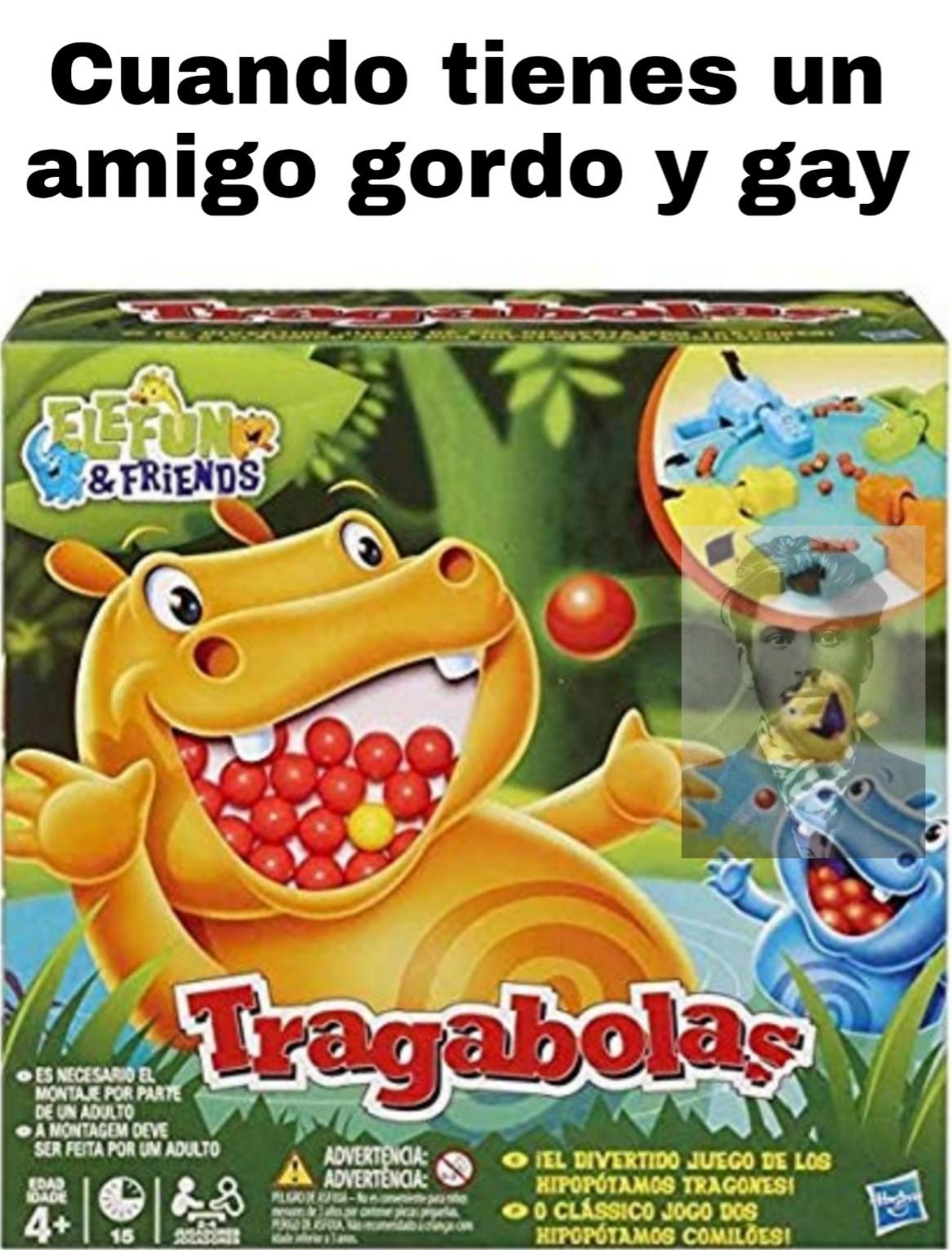 Hipopótamo tragabolas xD - meme