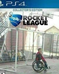 Rocket league - meme