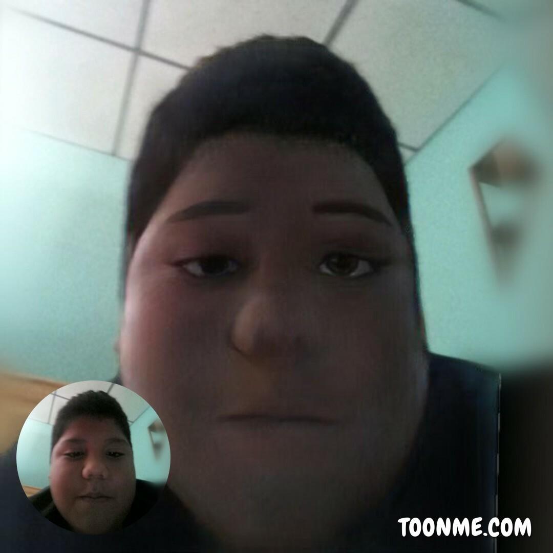 nose_xd versión pixar - meme