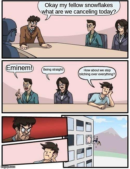 Gen Z meetings be like: - meme