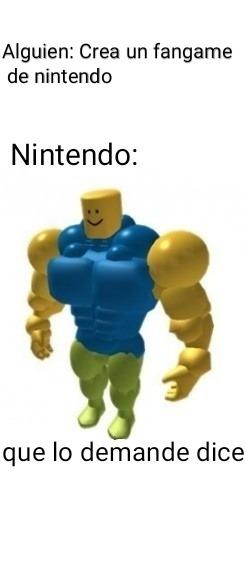 Solo Nintendo - meme