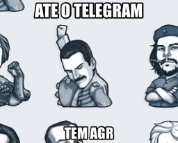 telegram - meme