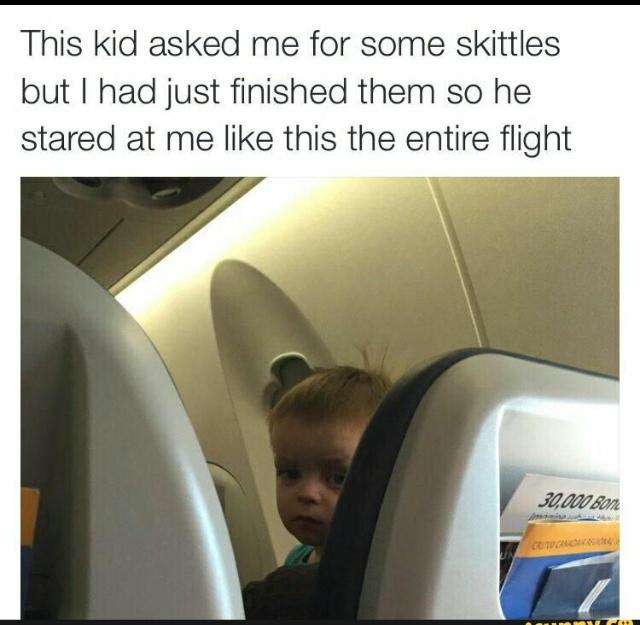 Skittles - meme