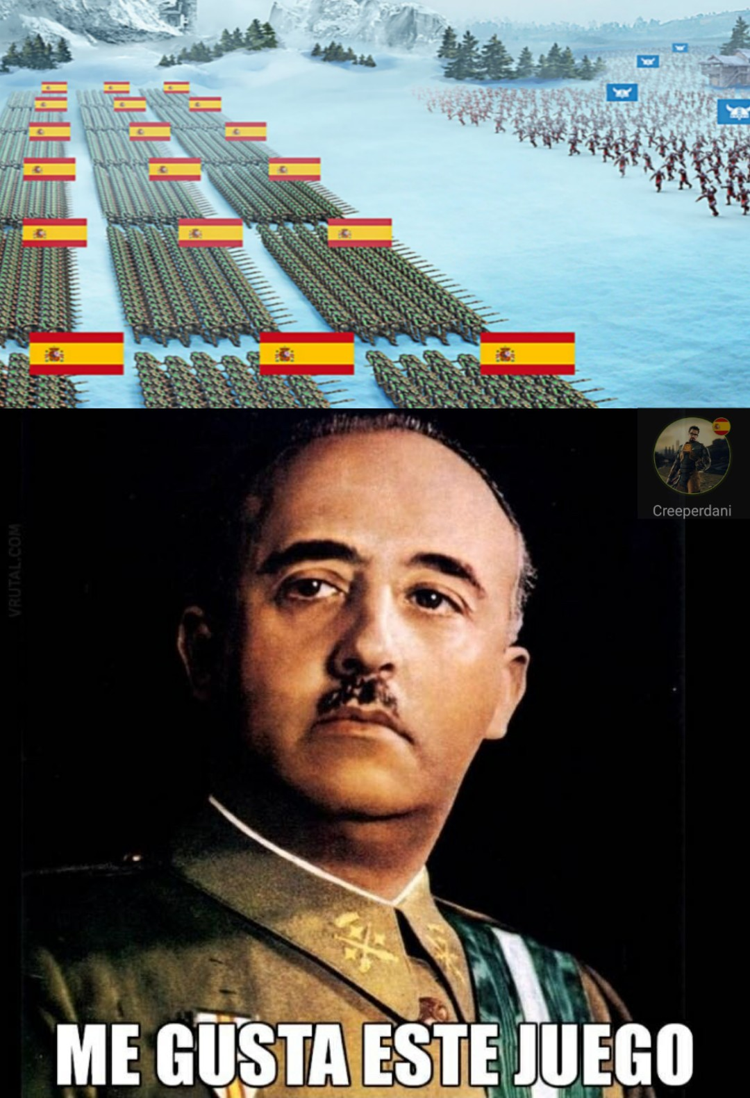 Franco approves - meme