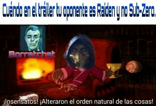 Raiden - meme