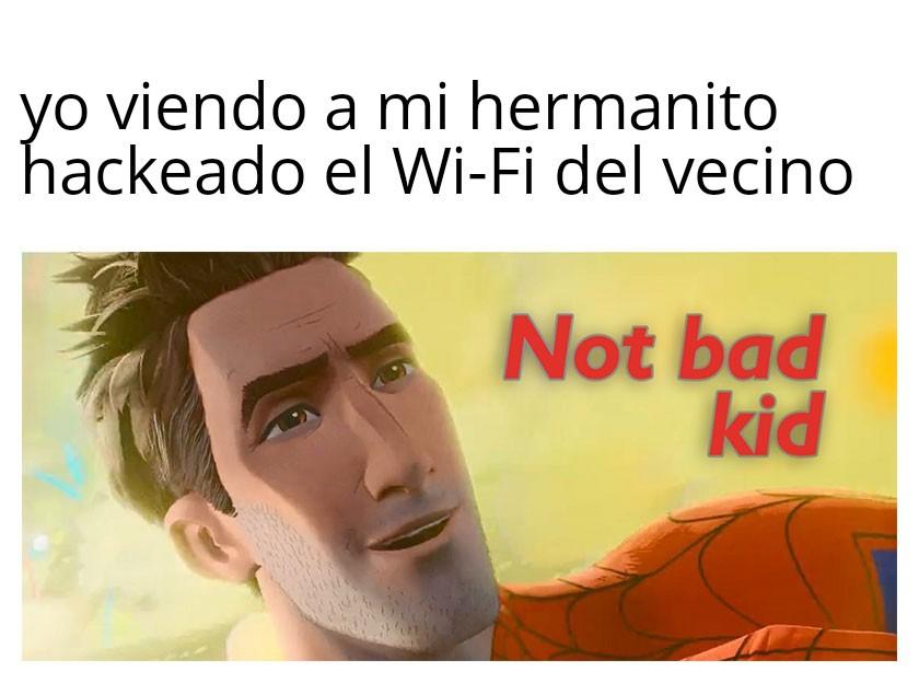 Spider wifi - meme