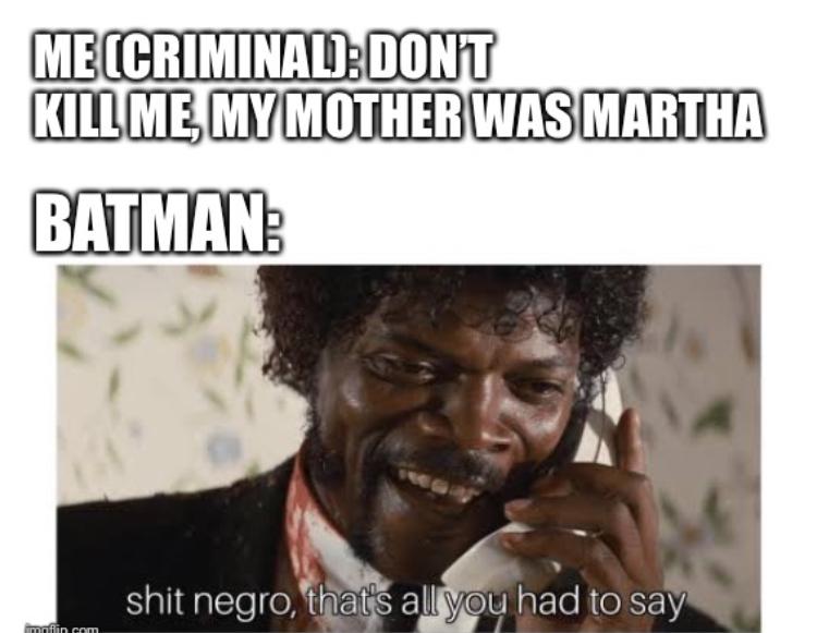That's dead joke, BUT I'm always late - meme