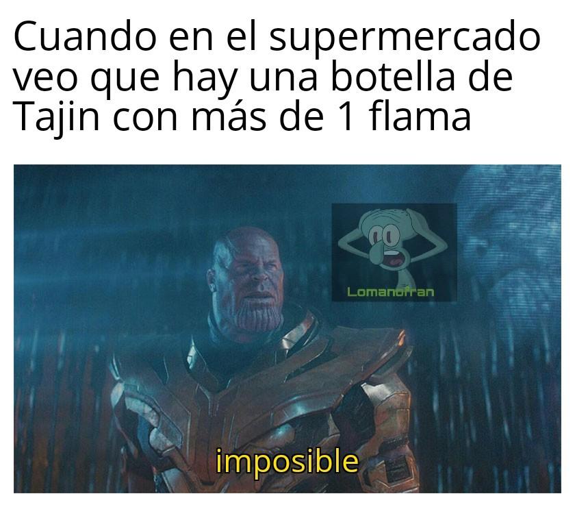 Solo los Mexicanos entenderemos - meme
